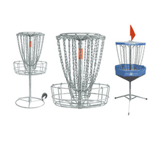 Disc Golf Baskets